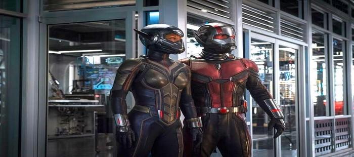Ant Man 2: Nueva imagen con la pareja protagonista