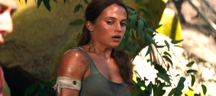 Tomb Raider: Impactante nuevo spot con Lara Croft en acción antes de su estreno