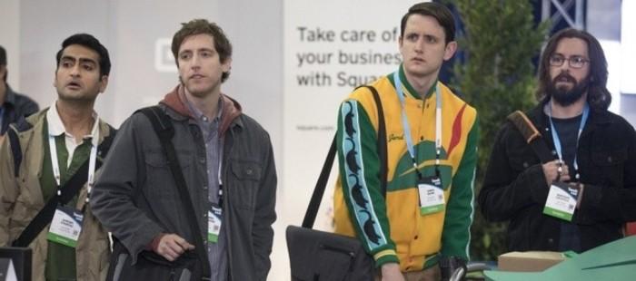 El futuro es... ahora. Tráiler de la quinta temporada de 'Silicon Valley'