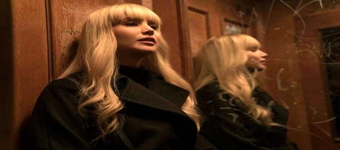 Gorrión Rojo: Jennifer Lawrence rechaza las críticas por su desnudo en la película