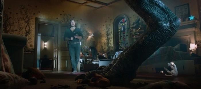 Solo 'Jurassic World: El reino caído' destaca en un fin de semana para olvidar