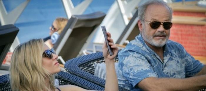 Tráiler de la nueva comedia de Seth Rogen y Kristen Bell, 'Like Father'