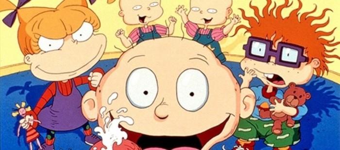Se anuncia una película en acción real y una nueva serie de 'Rugrats'
