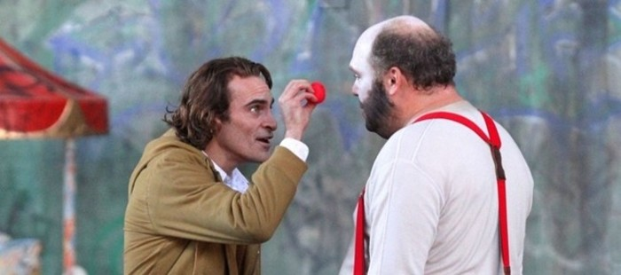 Primeras imágenes de Joaquin Phoenix como el 'Joker'
