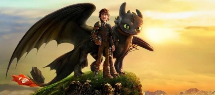 'Cómo entrenar a tu dragón 3' pondrá fin a la saga