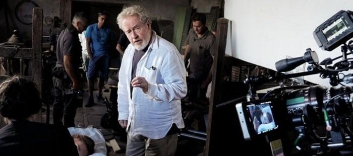 Ridley Scott dirigirá 'Raised By Wolves', serie de ciencia-ficción de TNT