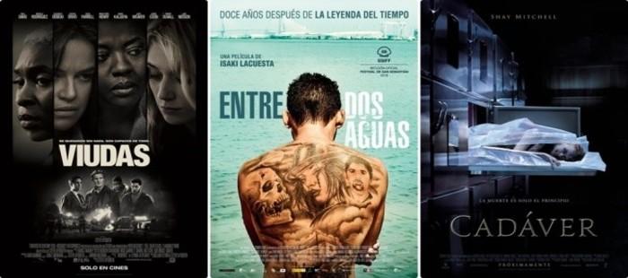 Taquilla España (30-02 Diciembre): Lo que se perdió durante la tormenta