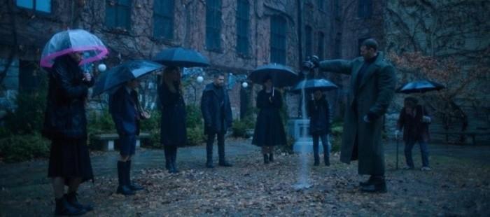 Una familia disfuncional de superhéroes. Teaser tráiler de la serie 'The Umbrella Academy'