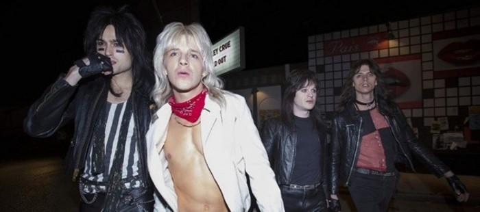 Tráiler de 'The Dirt', biopic musical de los Mötley Crüe