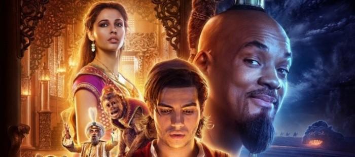 Un mundo ideal. Tráiler y cartel del nuevo 'Aladdin' de Disney
