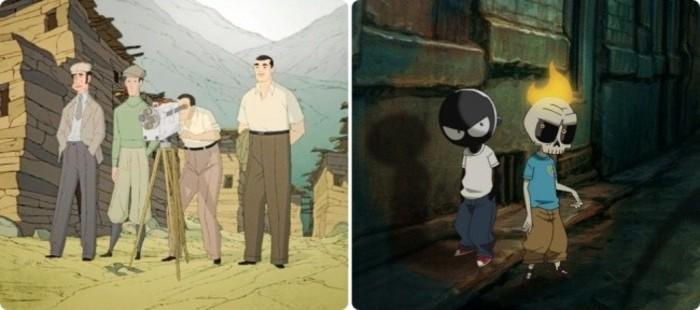 Dos (animadas) críticas por el precio de una: 'Buñuel en el laberinto de las tortugas' & 'Mutafukaz'