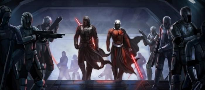 Lucasfilm trabaja en una película de 'Star Wars: Caballeros de la Antigua República'