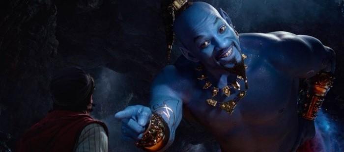 'Men in Black' no puede con 'Aladdin', nuevamente líder de la taquilla española