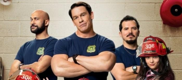 Tráiler de 'Playing With Fire', nueva comedia familiar con John Cena
