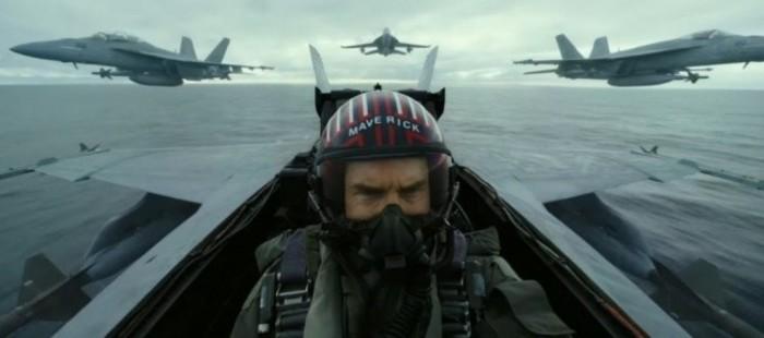 Primer tráiler de 'Top Gun: Maverick'