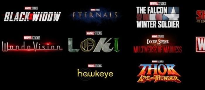 ¡Revelados todos los estrenos de la Fase 4 de Marvel!