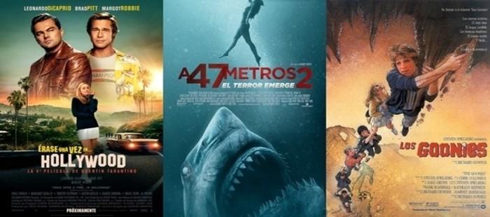 Estrenos España (15/08/2019) - Érase una vez... los tiburones