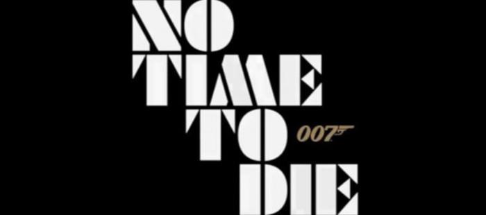 ¡Título oficial de 'Bond 25'!
