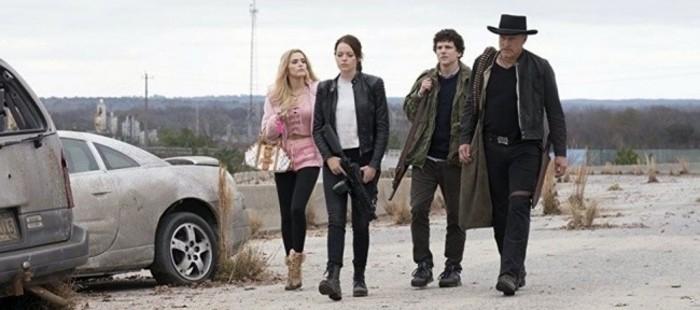 'Zombieland: Mata y remata' - Zombis Party