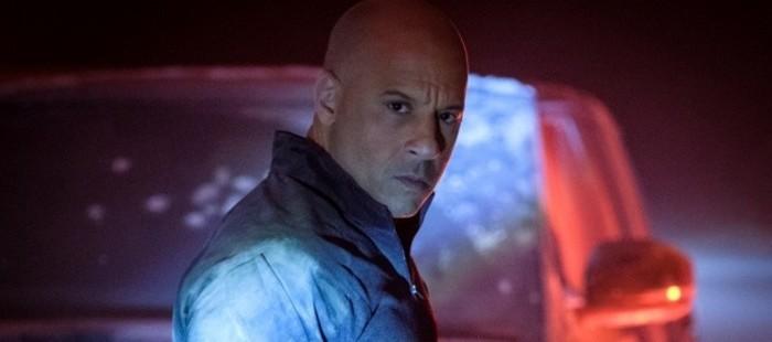 Primer tráiler de 'Bloodshot', el 'Soldado universal' de Vin Diesel