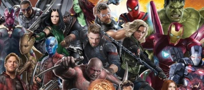 ¡Cinco nuevas fechas de estreno para el Universo cinematográfico de Marvel!