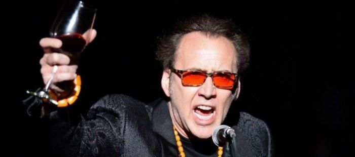 Nicolas Cage interpretará a... Nicolas Cage
