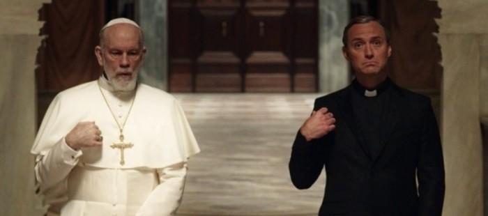 Todos pueden ser santos. Tráiler oficial de 'The New Pope'