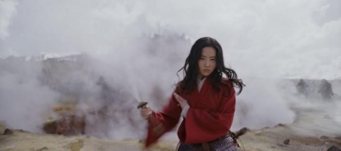 ¡Primer spot televisivo de 'Mulán'!