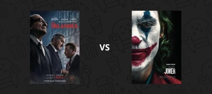CdC 2019: SEXTOS I - El irlandés Vs. Joker