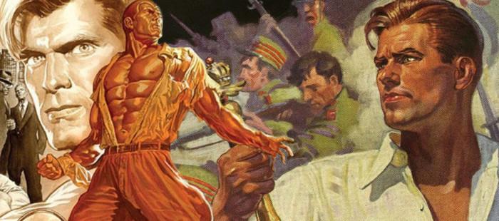 Sony pone en marcha una serie de 'Doc Savage'