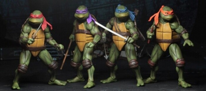 El reinicio animado de las 'Tortugas Ninja' tiene director, guionista y productores