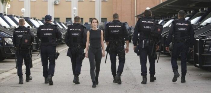 Nuevo avance de 'Antidisturbios', una serie original de Movistar+ dirigida por Rodrigo Sorogoyen