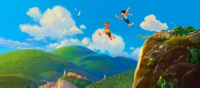 La nueva película de Pixar se llama 'Luca'