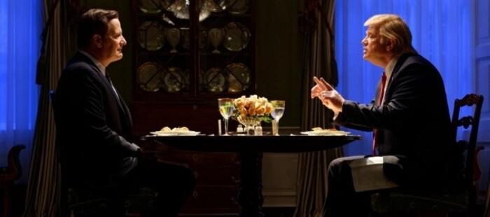 Brendan Gleeson es Donald Trump. Primer avance de 'The Comey Rule'