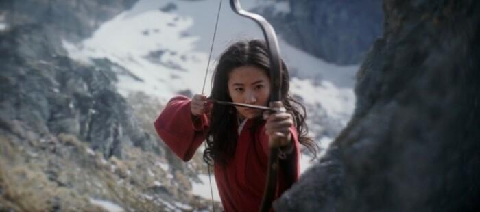 Enorme éxito de 'Mulán' en su estreno en Disney+ con 260 millones de dólares