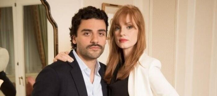 Oscar Isaac y Jessica Chastain volverán a trabajar juntos en 'Scenes From a Marriage'