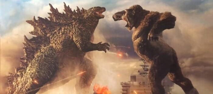 'Godzilla vs. Kong' podría acabar también en una plataforma de streaming