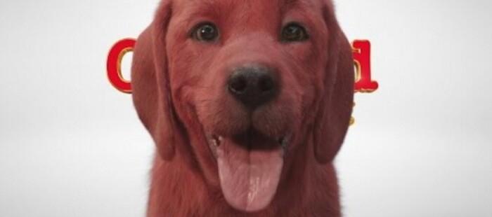 Así será 'Clifford, el gran perro rojo'
