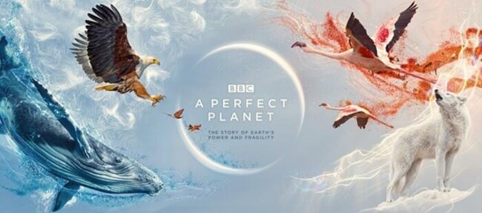 La historia del poder y la fragilidad de la Tierra. BBC Earth presenta: Tráiler de 'A Perfect Planet'