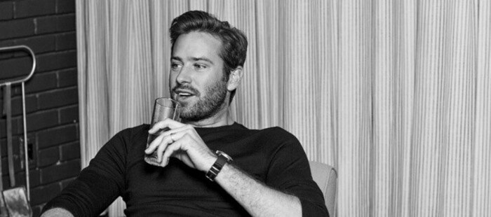 Armie Hammer liderará la serie limitada de Paramount+, 'The Offer'