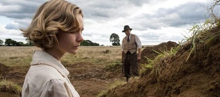 Tráiler de 'La excavación', con Carey Mulligan y Ralph Fiennes