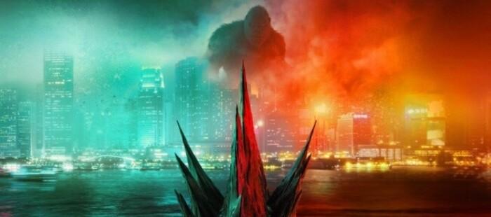 Uno de ellos caerá... ¡Tráiler de 'Godzilla vs. Kong'!
