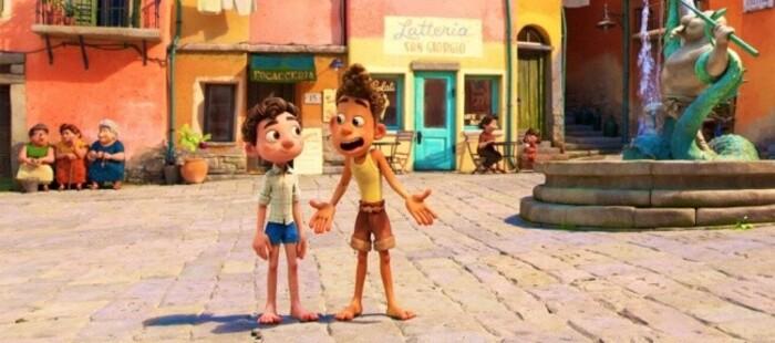 Pixar te invita a vivir un verano como nunca antes: Primer tráiler de 'Luca'