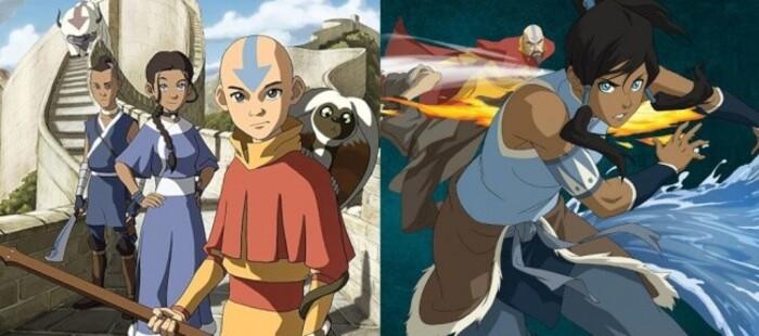 Se vienen nuevas series y películas animadas de 'Avatar: The Last Airbender' y 'The Legend of Korra'