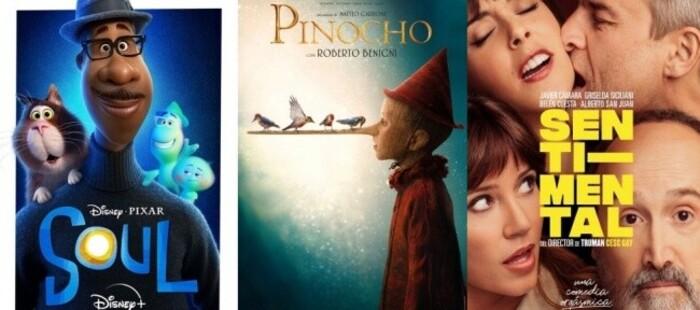 Novedades en DVD y Blu-ray (Marzo 2021)