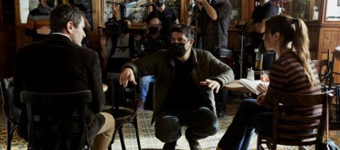 Comienza el rodaje de 'Historias para no contar', la próxima película de Cesc Gay