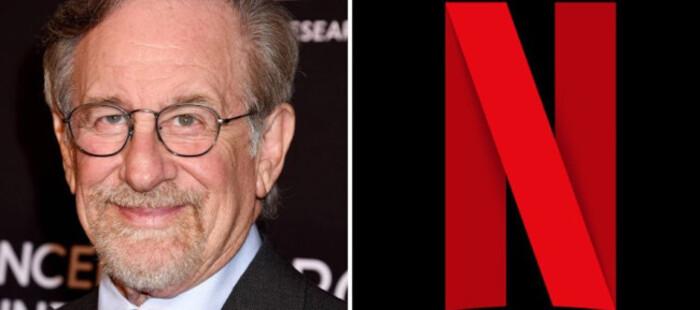 Steven Spielber y Amblin Partners firman un acuerdo con Netflix