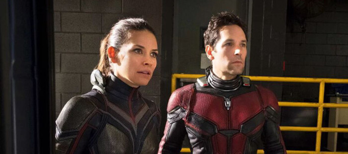 Comienza a rodar 'Ant-Man and the Wasp: Quantumania'