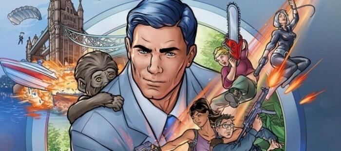 El 'mejor espía del mundo' ha vuelto. Tráiler y cartel de la nueva temporada de 'Archer'