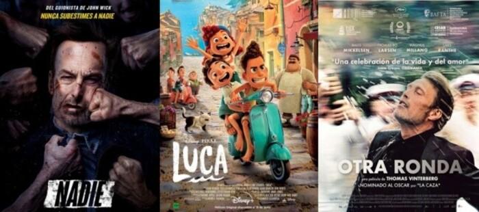 Novedades en DVD y Blu-ray (Agosto 2021)
